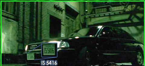 Agent Smith Car IS5416