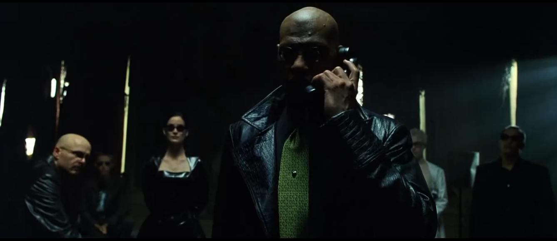 Sefirot in the Matrix