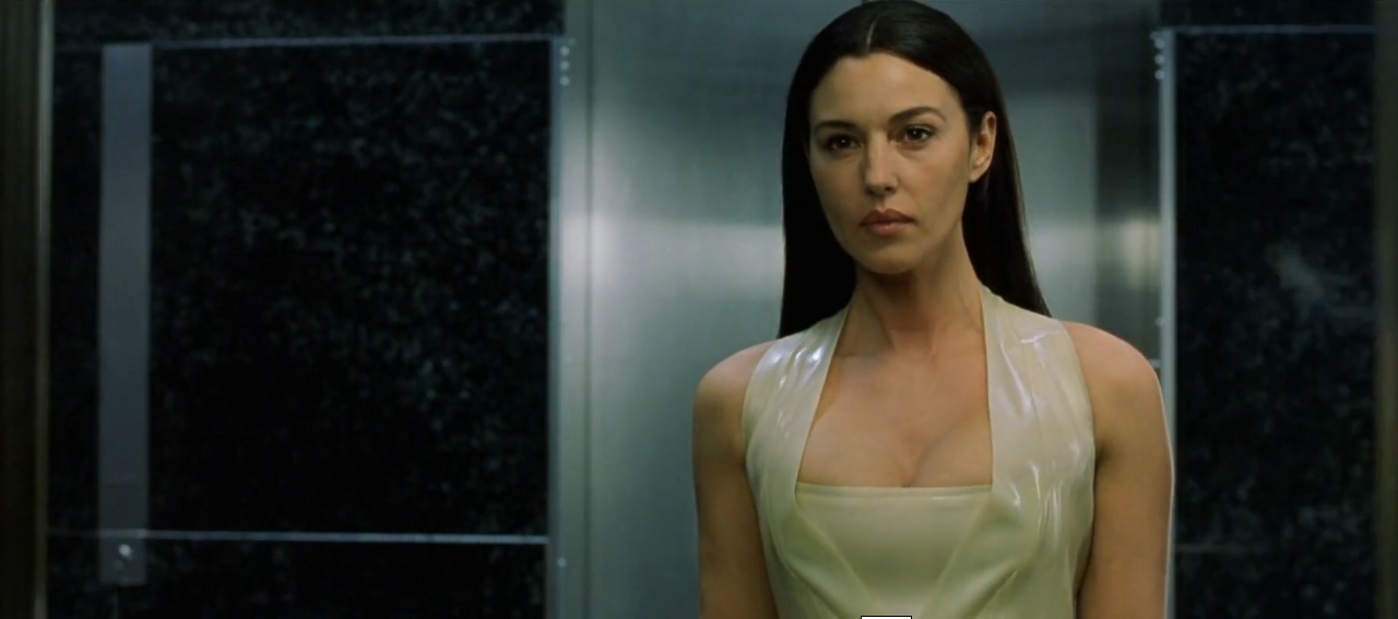 Persephone in The Matrix Reloaded