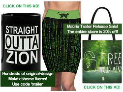 Matrix Trailer ad
